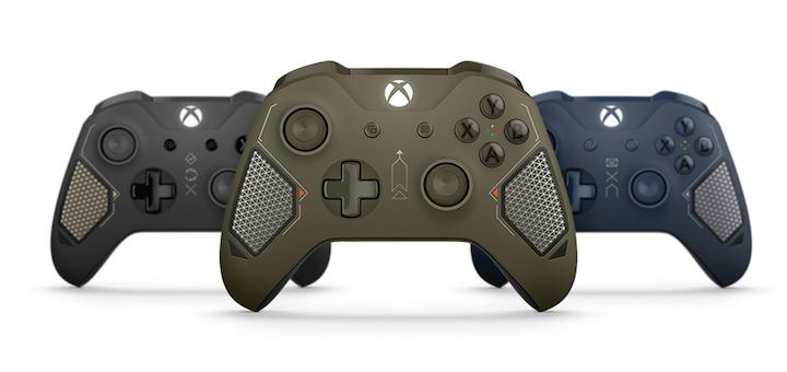 Xbox Combat Tech Controller