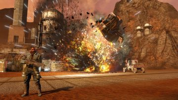 Red Faction Guerilla Remarstered Edition