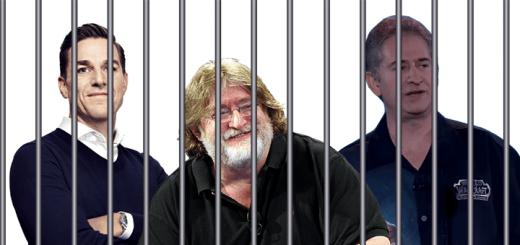 EA Blizzard Valve CEO Prison