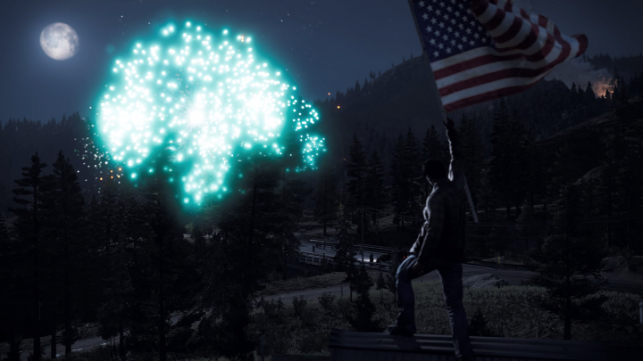 Far Cry 5 Fireworks