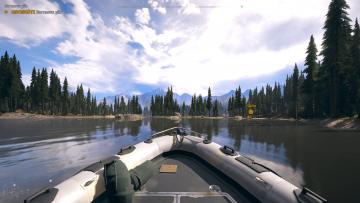 Far Cry 5 In Boat
