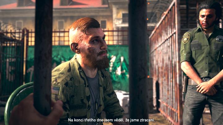 Far Cry 5 Joseph Cutscene