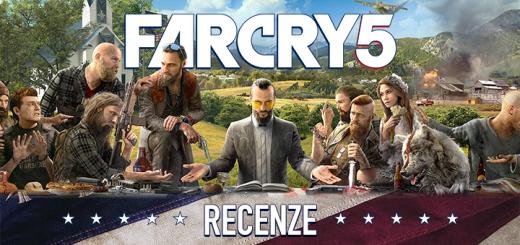 Far Cry 5 Recenze