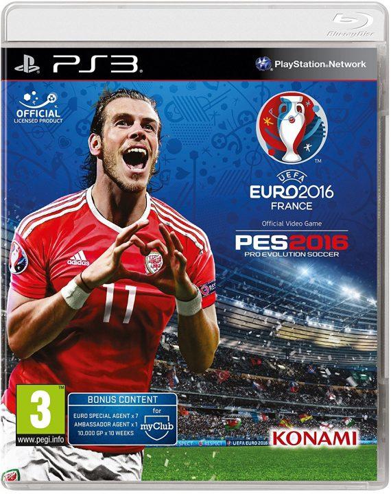 PES 2016 Euro 2016 Edition