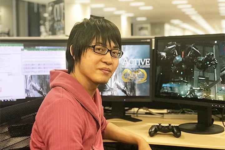 Business Division 1 Final Fantasy VII Remake