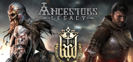 Ancestors Legacy Kingdom Come Deliverance
