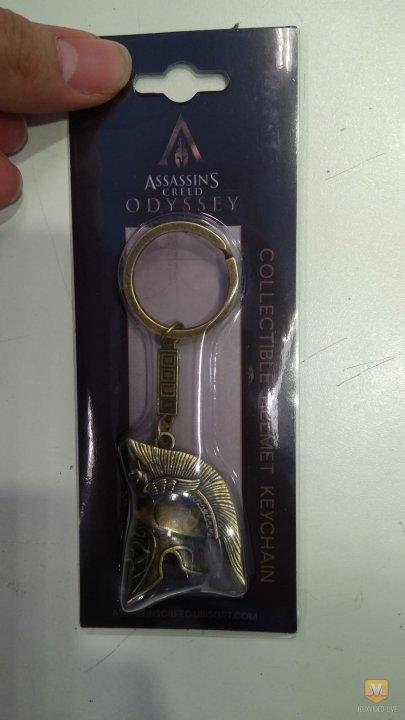 Assassin's Creed Odyssey leak