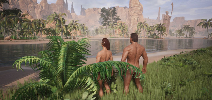 Conan Exiles Nudity
