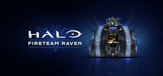 Halo Fireteam Raven Cabinet