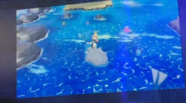 Pokemon Eevee Leak