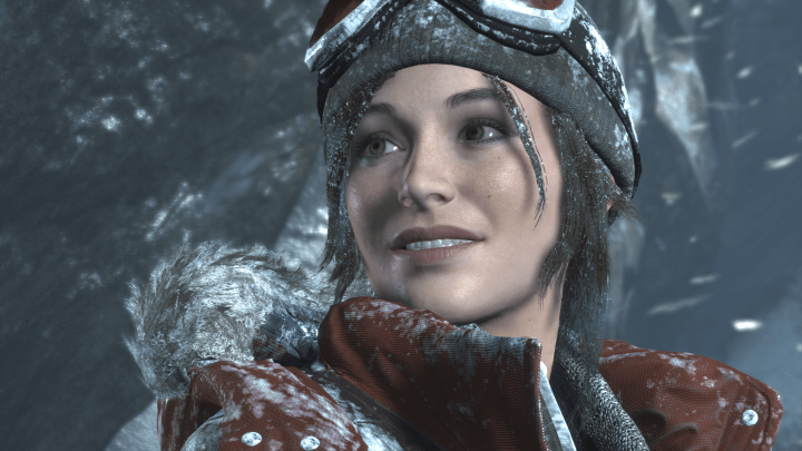 Rise of the Tomb Raider 4K