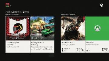Xbox One Achievements