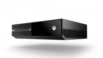 Xbox One Console right side