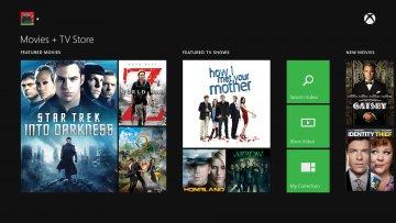 Xbox One Movies Store