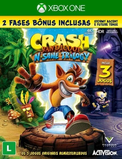 Crash Bandicoot Future Tense Xbox One