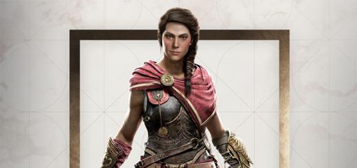 Kassandra AC Odyssey