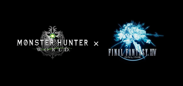 Monster Hunter World x Final Fantasy XIV