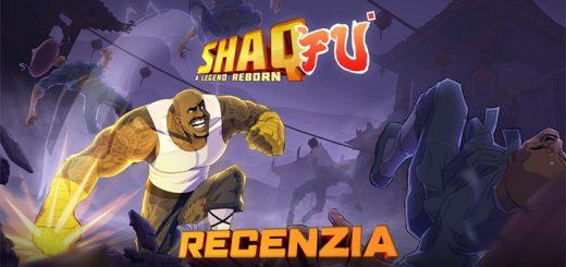 Shaq-Fu Legend Reborn Recenzia