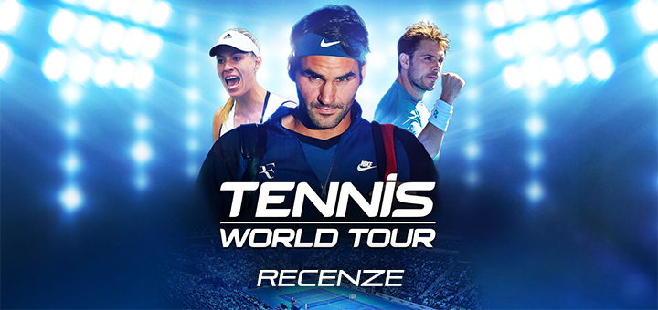 Tennis World Tour Recenze