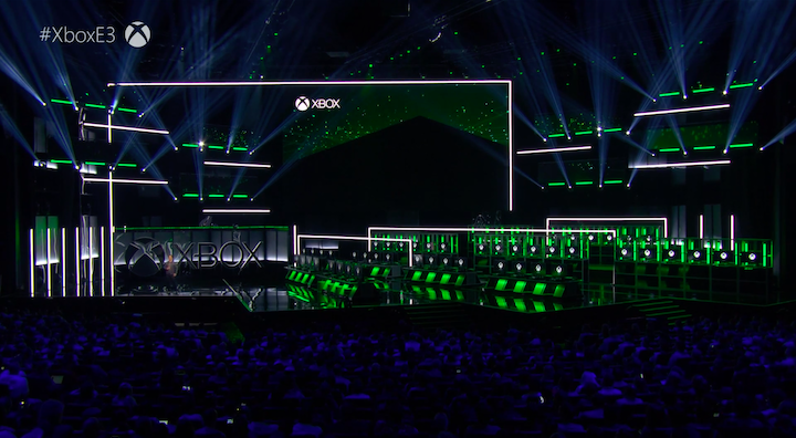 Xbox Scarlet Teaser