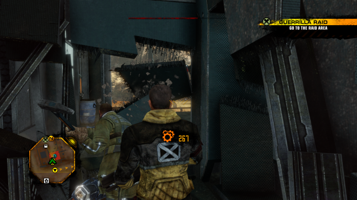 Red Faction Guerilla Re-Mars-Tered Xbox One X