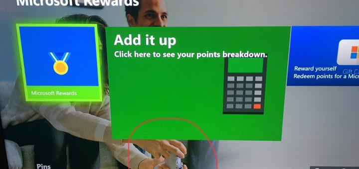 Microsoft Rewards PS4