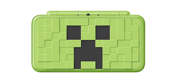 Nintendo 2DS XL Minecraft Edition