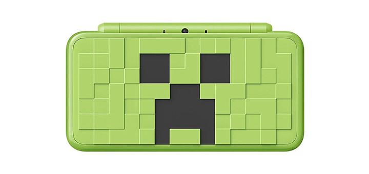 Nintendo 2DS XL Minecraft Edition