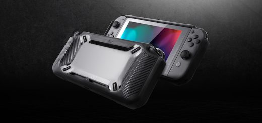 Nintendo Switch snakebyte Tough Case