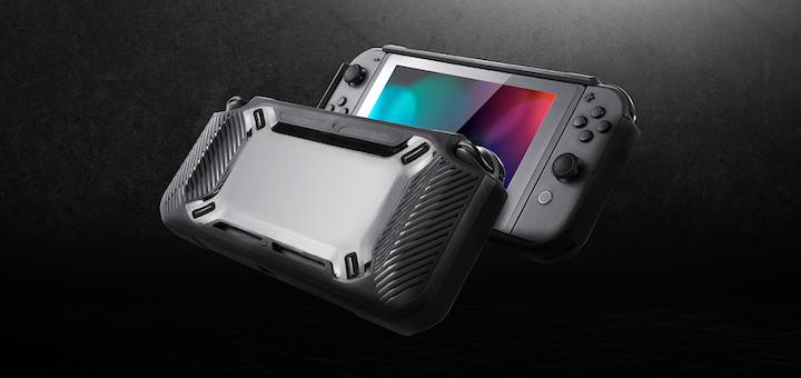 Nintendo Switch snakebyte Tough Case