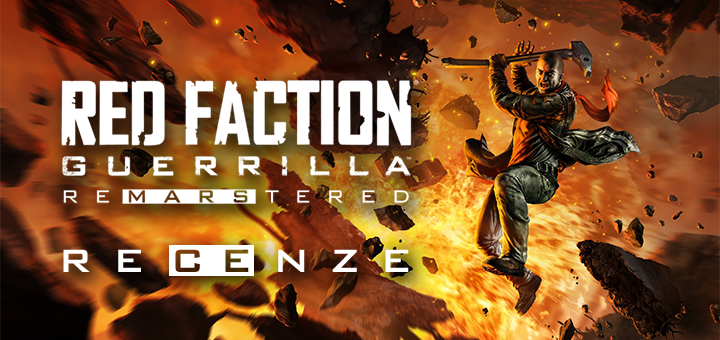 Red Faction Guerrilla Re-Mars-Tered Recenze