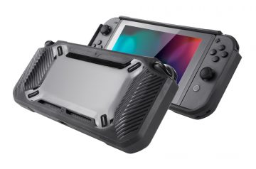 snakebyte Tough:Case Black