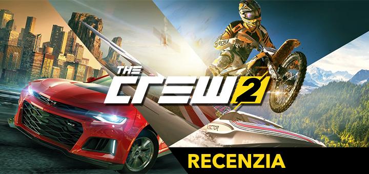 The Crew 2 Recenzia