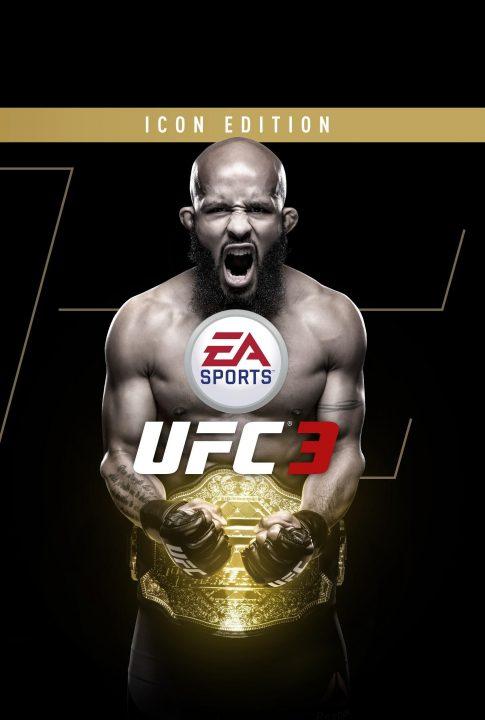 UFC 3 Icon Edition
