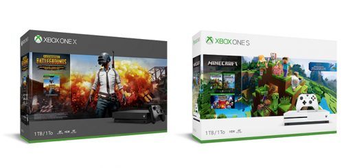 Xbox One Summer 2018 Bundle PUBG Minecraft