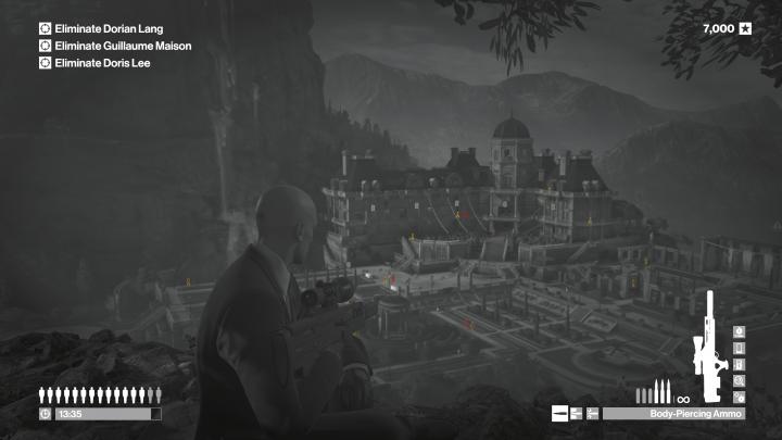 HITMAN 2 Sniper Assassin