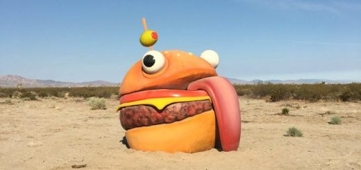 fortnite burger