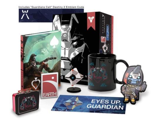 Destiny 2 Cayde-6 Collector's Box