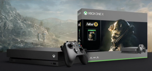 Fallout 76 Xbox-One-X-Bundle-Gamescom