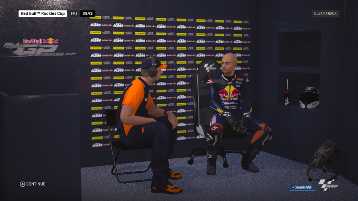 MotoGP 18 PIT