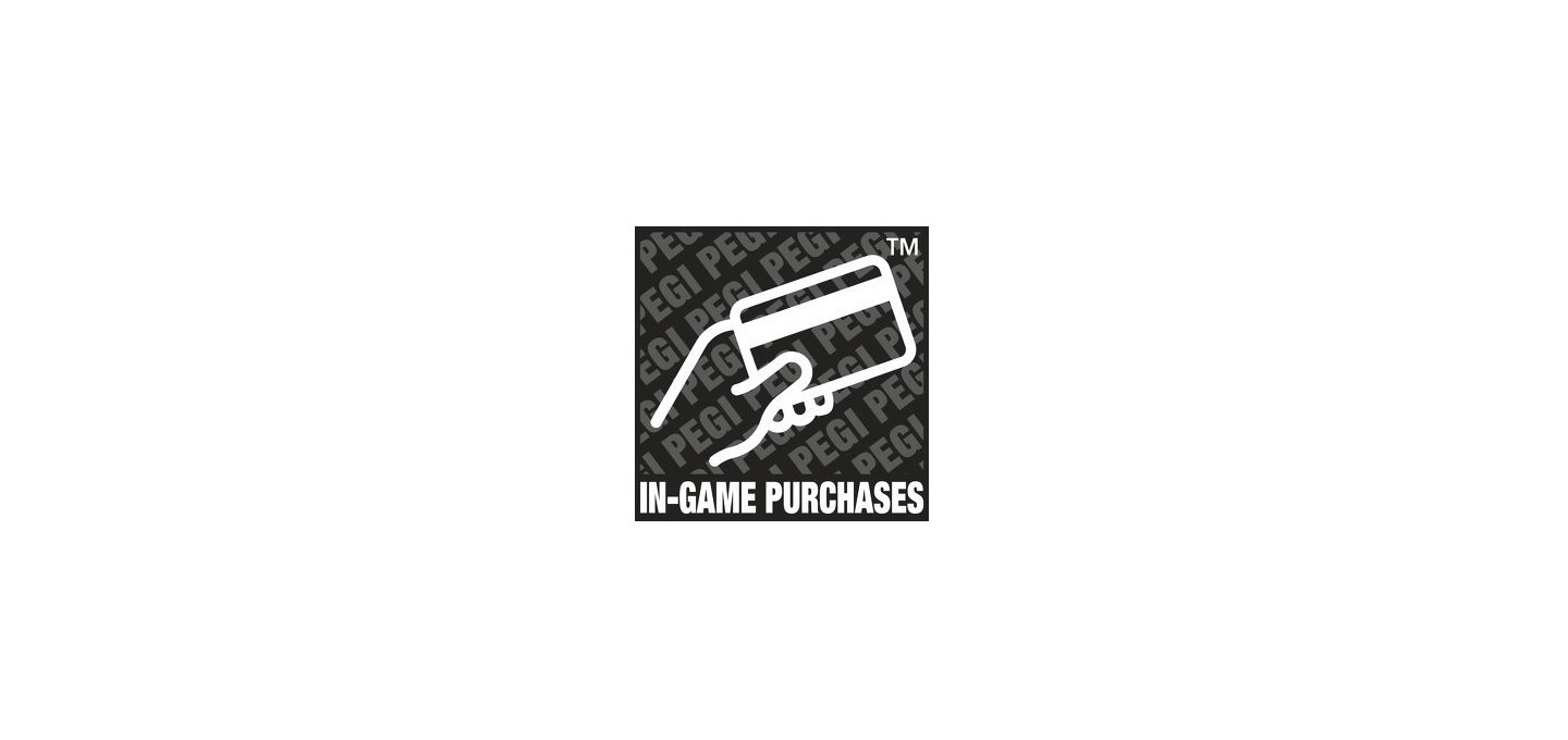 PEGI In-Game Purchases Rating