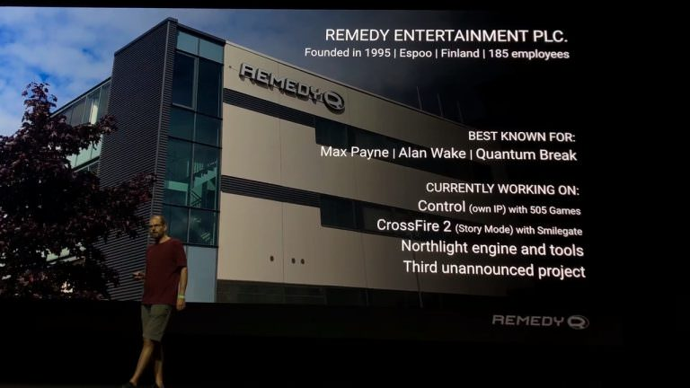 Remedy Third unannounced project