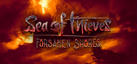 Sea of Thieves Forsaken Shores