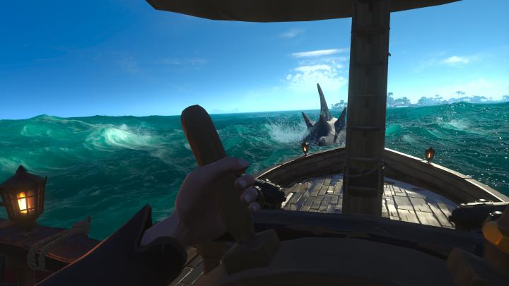 Sea of Thieves Megalodon