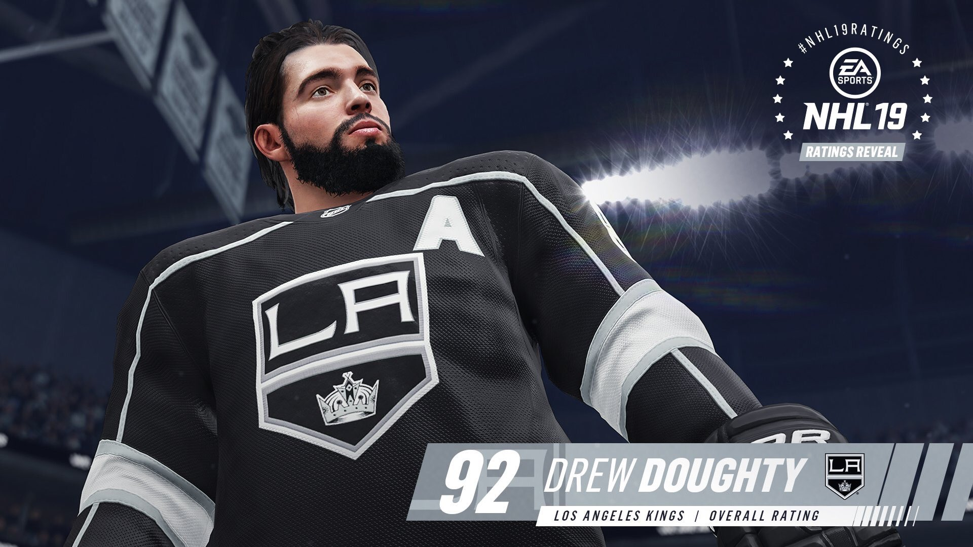 doughty nhl 19