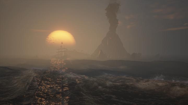Sea of Thieves Forsaken Shores