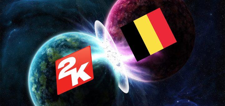 2K vs Belgicko