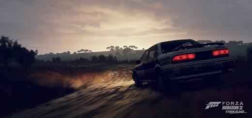 Forza Horizon 2 Mitsubishi Galant