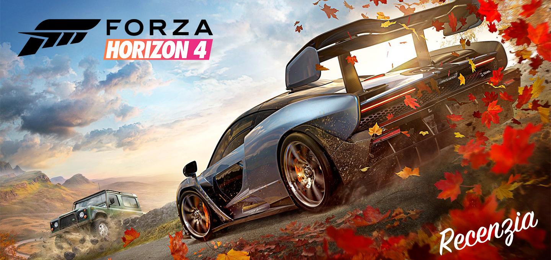 Forza Horizon 4 Recenzia