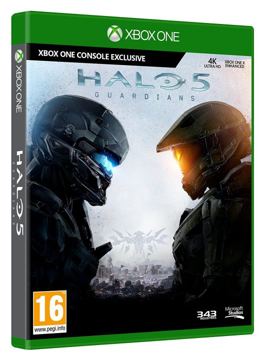 Halo 5 Guardians 2018 Cover Refresh